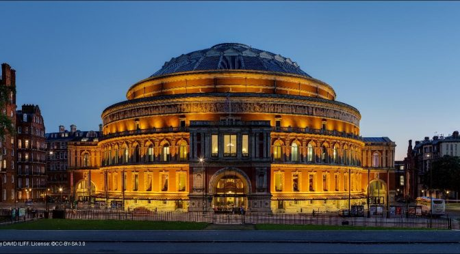 Royal Albert Hall – Trailer