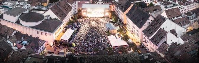 Marillion beim Stars-In-Town-Festival, Schaffhausen (Schweiz)